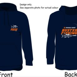 Busted Fishing Tackle Chat Hoodies