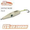 White Needle Nose Lure
