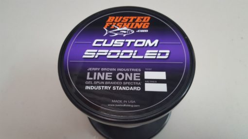 Jerry Brown Line One Industry Standard Braid