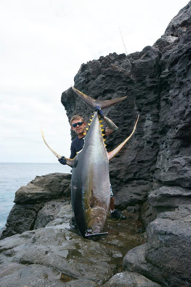 Biggest Tuna Ever Caught