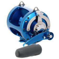 Avet EXW 5/2 2-Speed Lever Drag Big Game Reel Blue