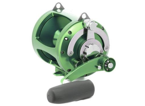 Avet EXW 5/2 2-Speed Lever Drag Big Game Reel Green