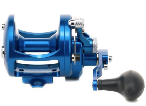 Avet LX 6/3 MC Raptor 2-Speed Lever Drag Casting Reel Blue