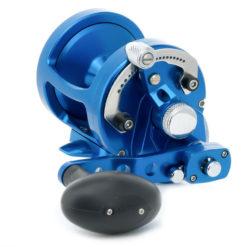 Avet MXL 6/4 MC Raptor 2-Speed Lever Drag Casting Reel Blue