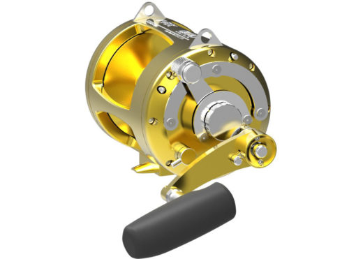 Avet T-RX 50W 2-Speed Lever Drag Big Game Reel Gold