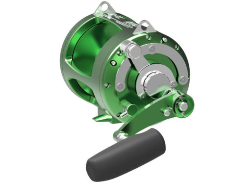 Avet T-RX 50W 2-Speed Lever Drag Big Game Reel Green