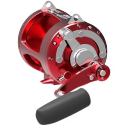 Avet T-RX 50W 2-Speed Lever Drag Big Game Reel Red