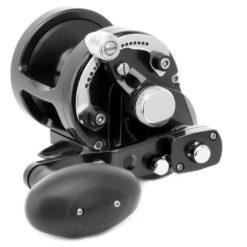 Avet SX 6/4 MC Raptor 2-Speed Lever Drag Casting Reel Black