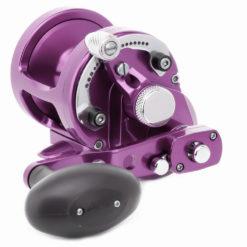 Avet SX 6/4 MC Raptor 2-Speed Lever Drag Casting Reel Purple