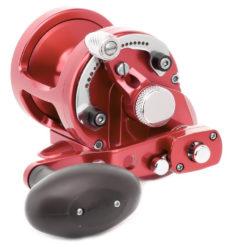 Avet SX 6/4 MC Raptor 2-Speed Lever Drag Casting Reel Red