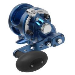 Avet SXJ 6/4 MC Raptor 2-Speed Lever Drag Casting Reel Blue