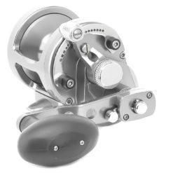 Avet SX 6/4 MC Raptor 2-Speed Lever Drag Casting Reel Silver